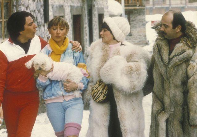 « Les bronzés font du ski » de Patrice Leconte (1979)