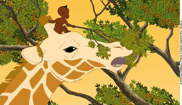 Film d'animation français