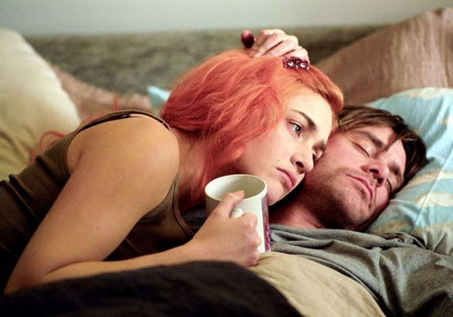 """Eternal Sunshine of a Spotless Mind"", by Michel Gondry Must See Movies of all time"
