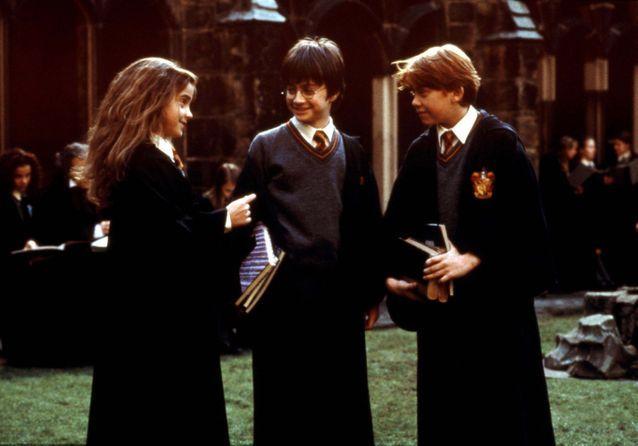 « Harry Potter », de Chris Colombus