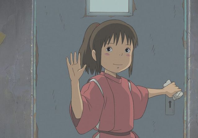 """""""The Voyage of Chihiro"""", by Hayao Miyazaki Must See Movies of all time"""