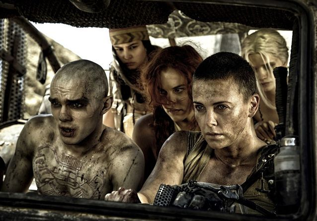 """Mad Max: Fury Road"", by George Miller Must See Movies of all time"