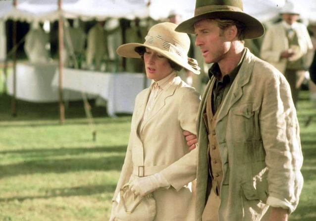 """Out of Africa"", by Sydney Pollack Must See Movies of all time"