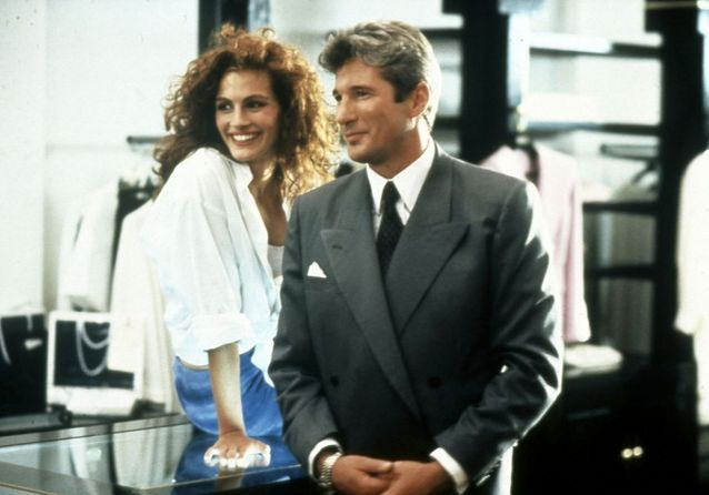 """Pretty Woman"" by Garry Marshall"