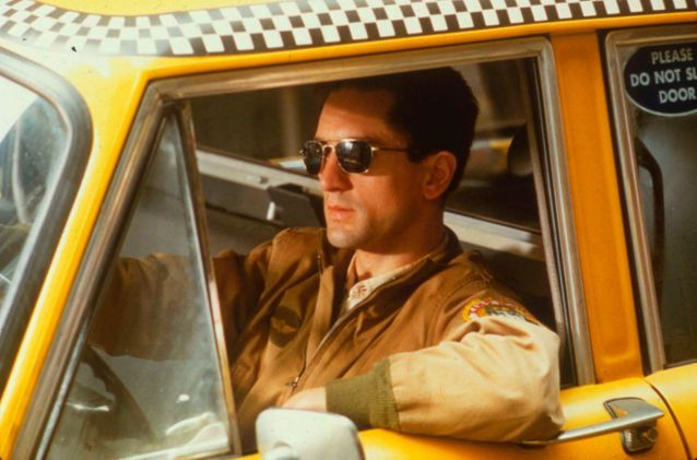 """""""Taxi Driver"""", by Martin Scorsese"""