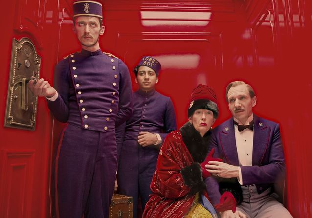 « The Grand Budapest Hotel », de Wes Anderson