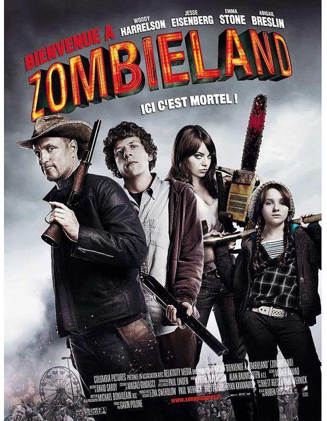 « Bienvenue à Zombieland » de Ruben Fleischer