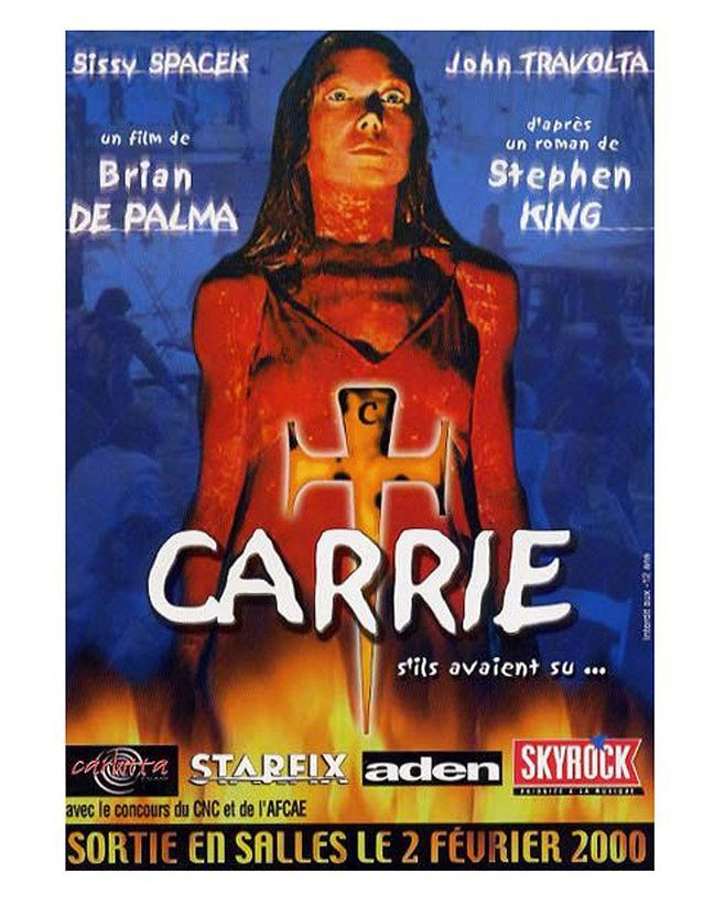 « Carrie » de Brian De Palma