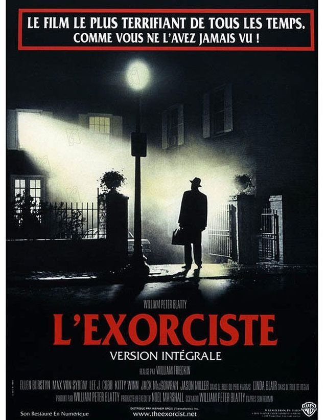 « L'Exorciste » de William Friedkin