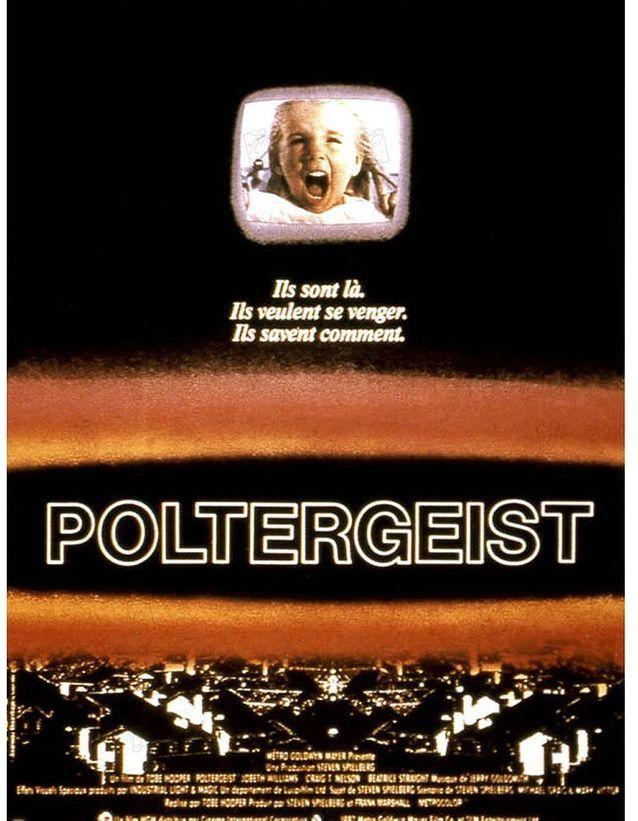 « Poltergeist » de Tobe Hooper