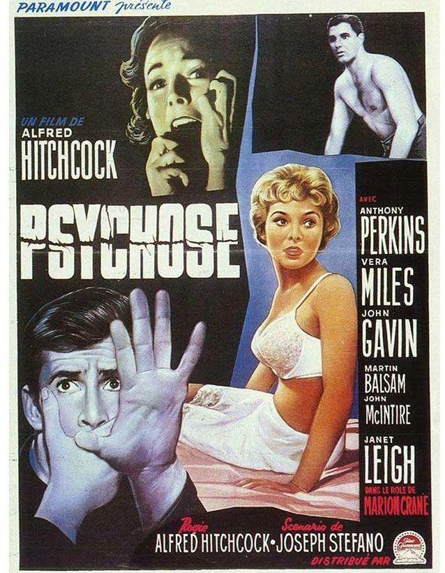 « Psychose » d'Alfred Hitchcock