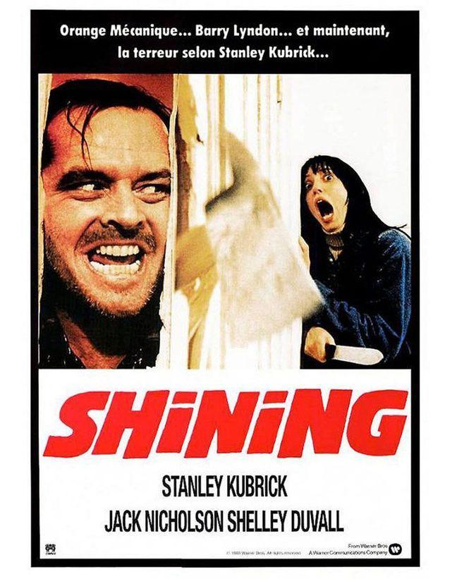 « Shining » de Stanley Kubrick