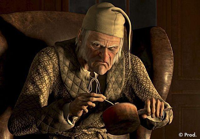 « Le drôle de Noël de Scrooge » de Robert Zemeckis (2009)