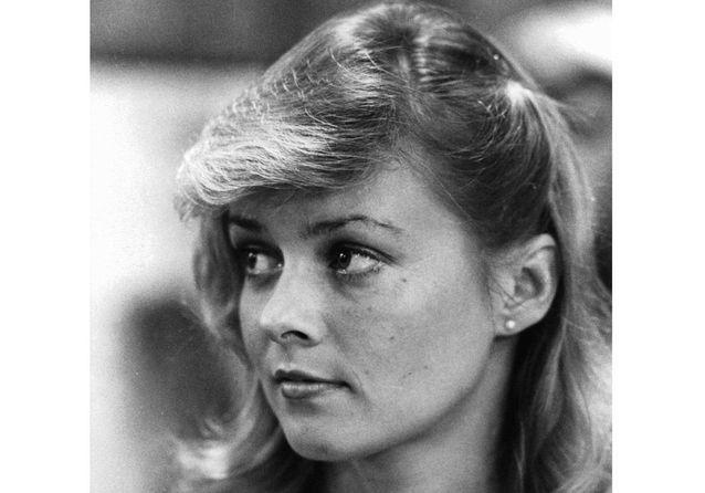 Sunny Johnson en 1984