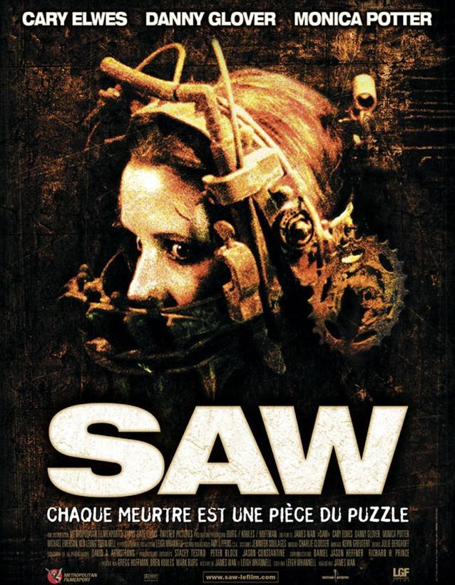 « Saw » de James Wan