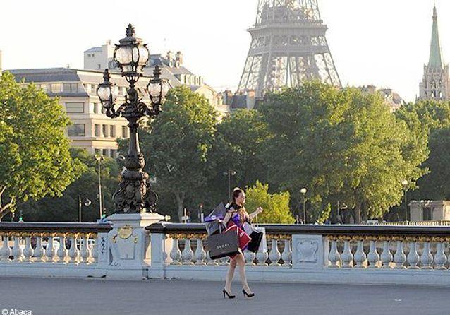 Hollywood tourne à Paris