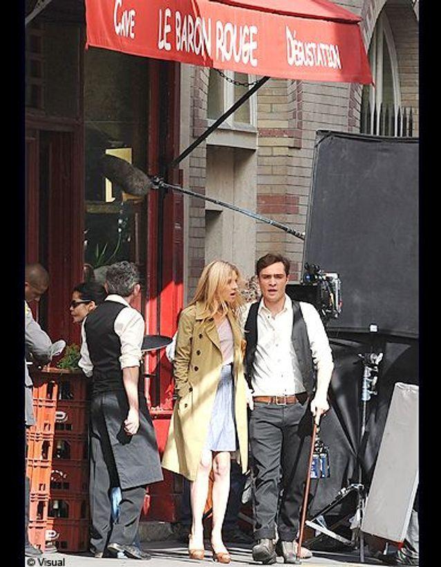 Culture cinema tournage paris Gossip Girl 1