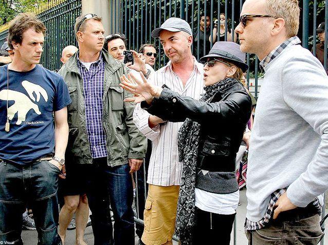 Culture cinema tournage paris Madonna 3