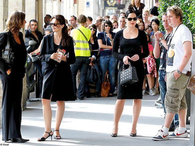 Culture cinema tournage paris Madonna 5