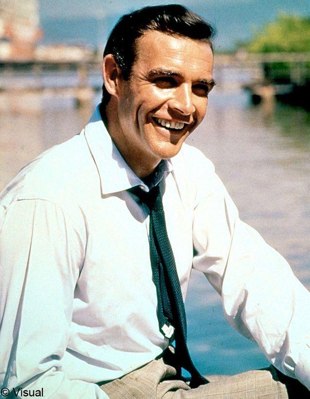 Sean Connery dans Dr No