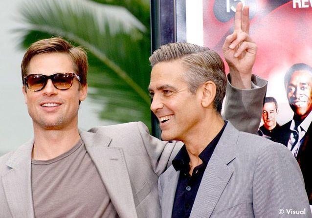 L'entourage de George Clooney