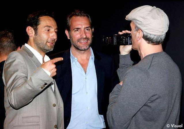 L'entourage de Jean Dujardin