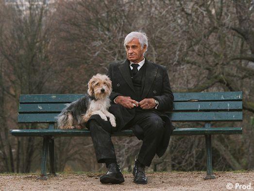 « Un homme et son chien » de Francis Huster, 2009