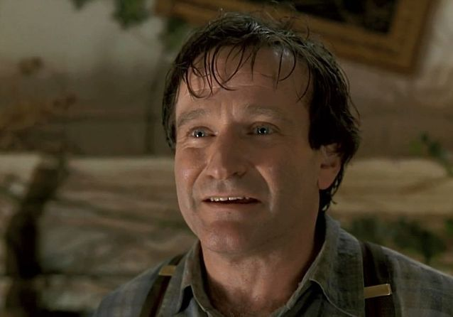 Robin Williams est Alan Parrish