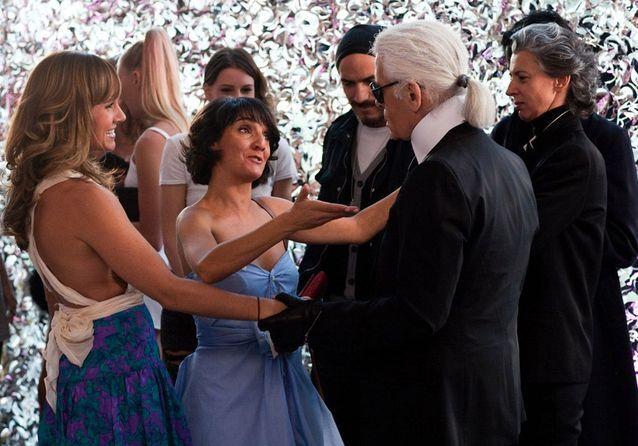 Karl Lagerfeld au cinéma : ses rôles cultes (et hilarants)