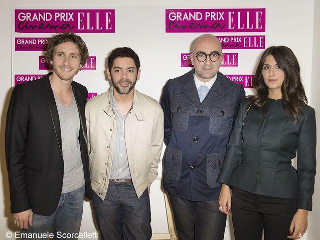 Baptiste Lecaplain, Manu Payet, Hervé Mimran, Géraldine Nakache