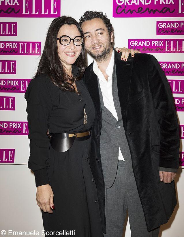 Florence Ben Sadoun et Nader Boussandel