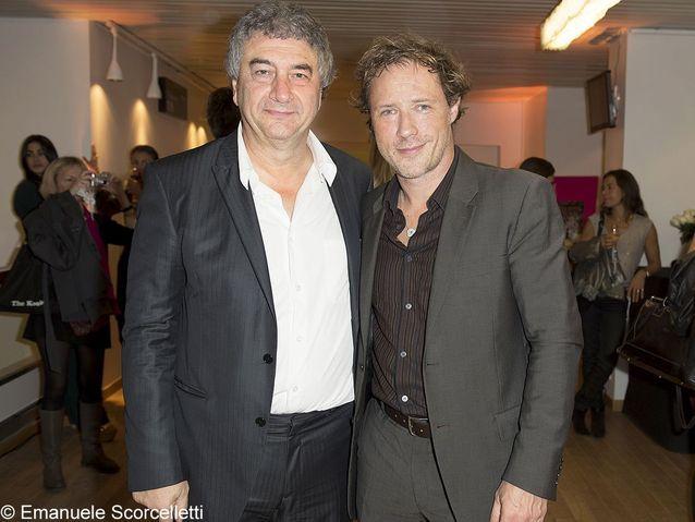 François Samuelson et Rémi Burah