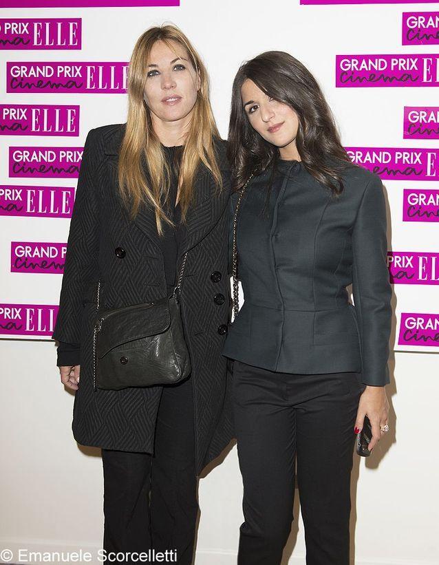 Mathilde Seigner et Géraldine Nakache