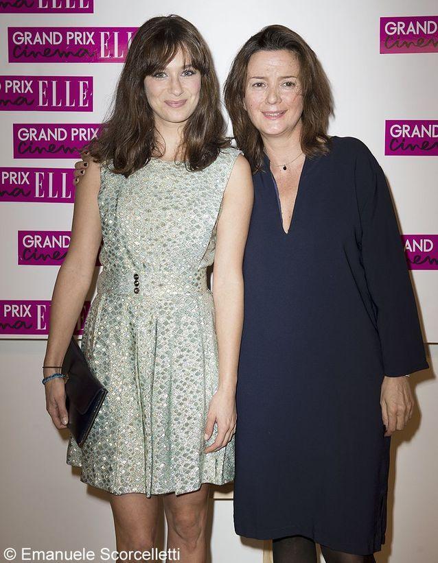 Mélanie Bernier et Véronique Vatinos (ELLE)