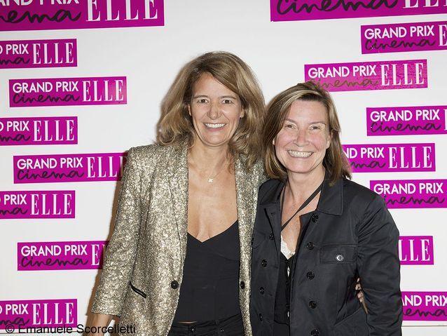 Mirella Testori (ELLE) et Pascale Sillard (RMN)