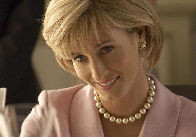 Genevieve O'Reilly dans « Diana: Last Days of a Princess » (2007)