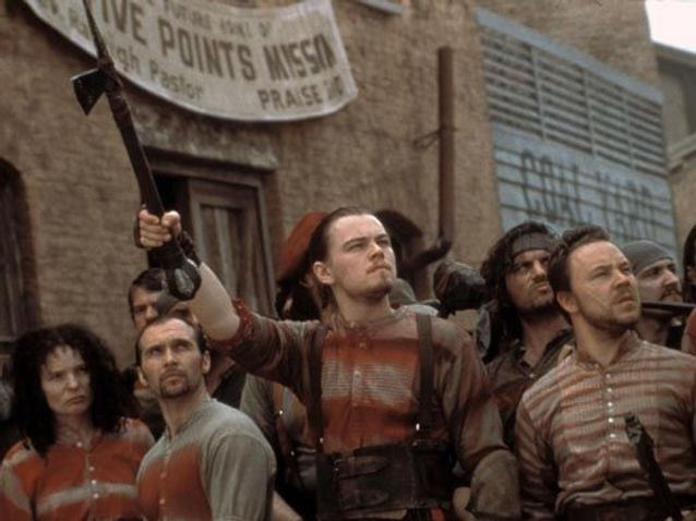 2002 : « Gangs of New York »