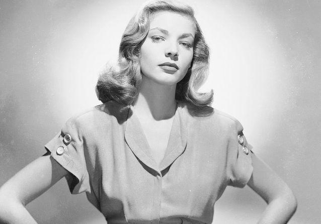Les 20 plus belles photos vintage de Lauren Bacall