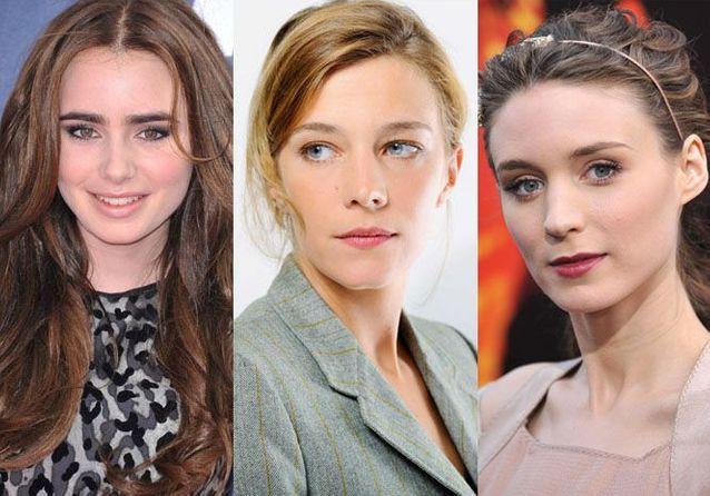 Les actrices qui vont marquer 2012