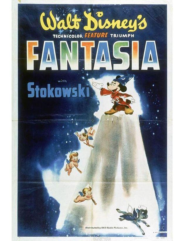 « Fantasia », 1940