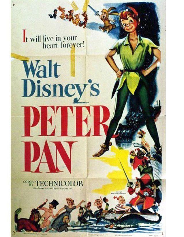 « Peter Pan », 1953