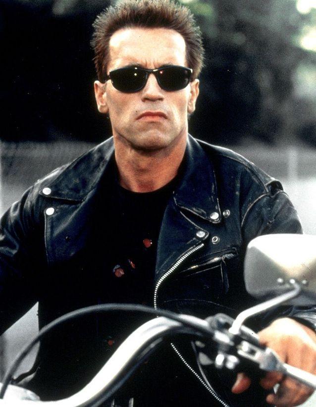 Arnold Schwarzenegger dans « Terminator » (1991)