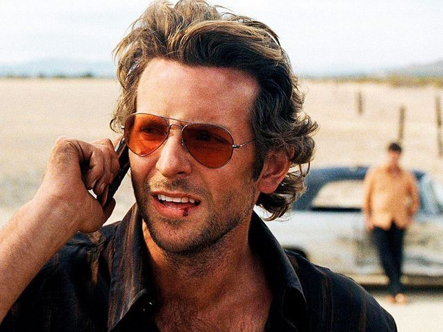 Bradley Cooper dans « Very Bad Trip » (2009)