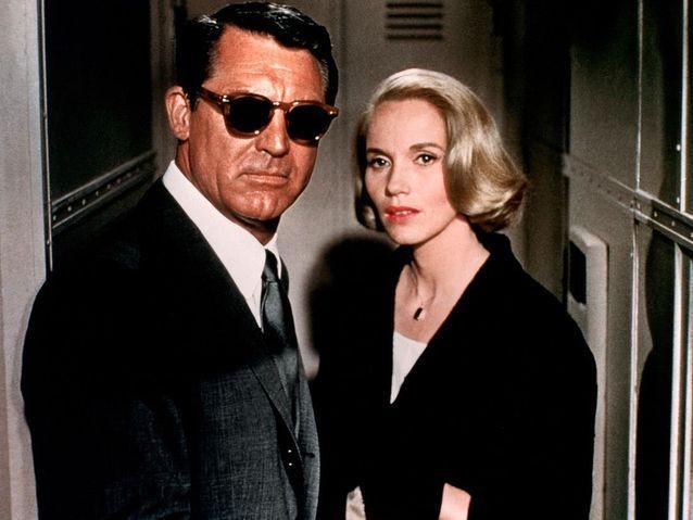 Cary Grant dans « La Mort aux trousses » (1959)