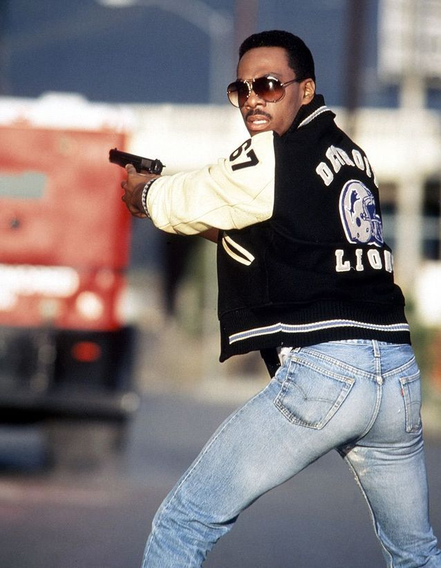 Eddie Murphy dans « Le Flic de Beverly Hills » (1984)
