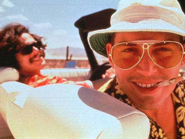 Johnny Depp dans « Las Vegas Parano » (1998)