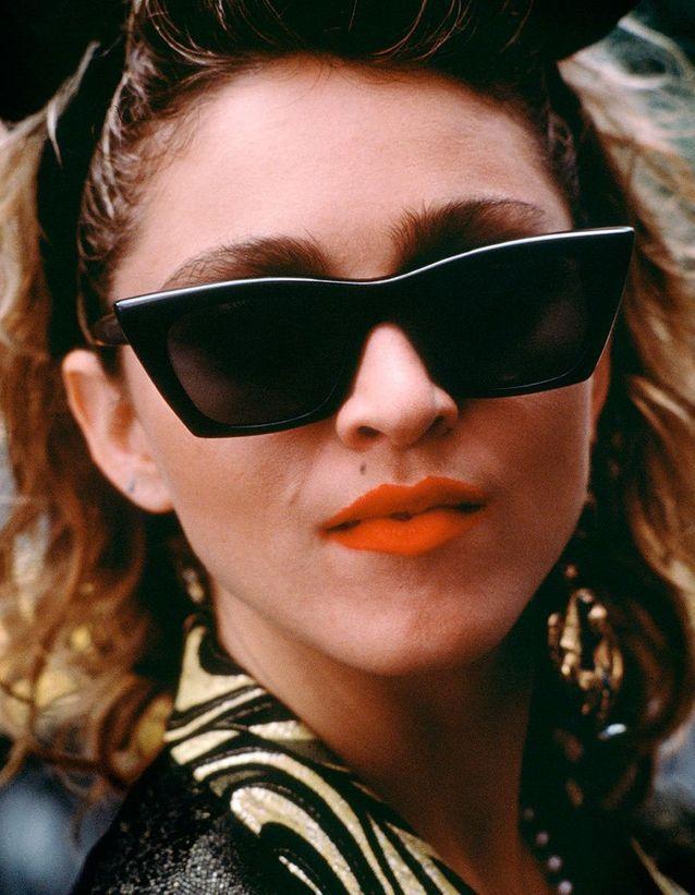 Madonna dans « Recherche Susan Désespérément »  (1985)