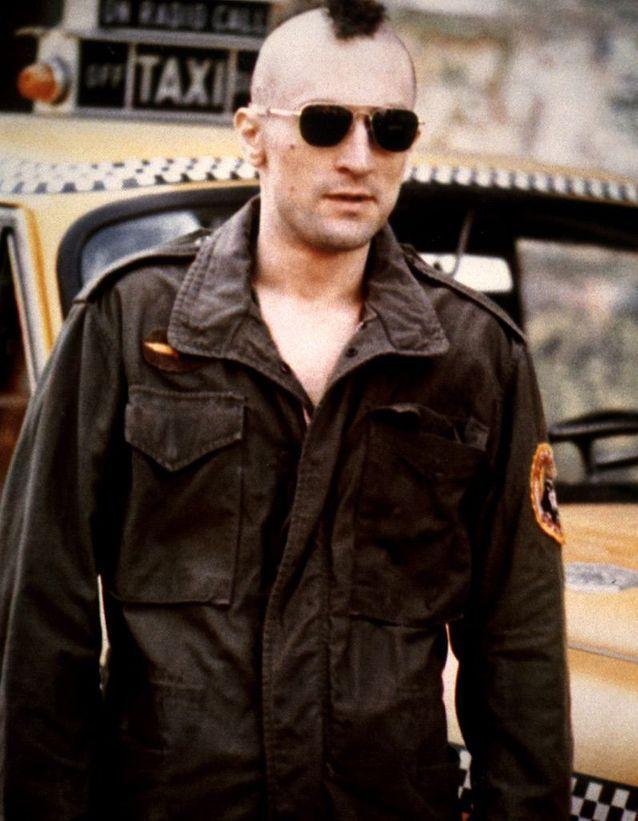 Robert De Niro dans « Taxi Driver» (1976)