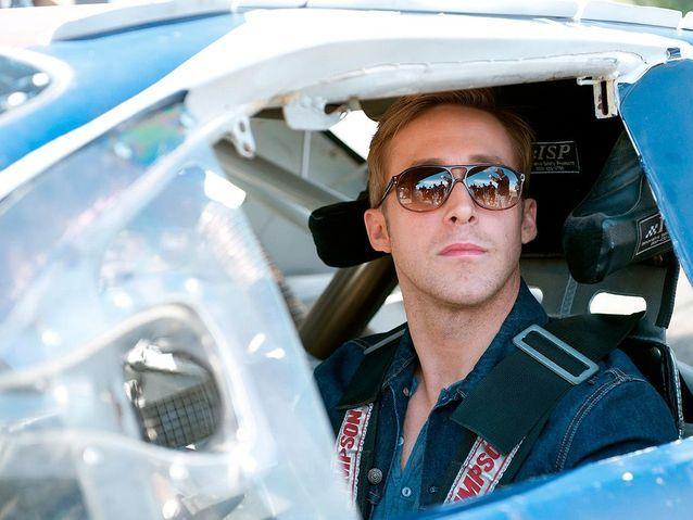 Ryan Gosling dans « Drive » (2011)
