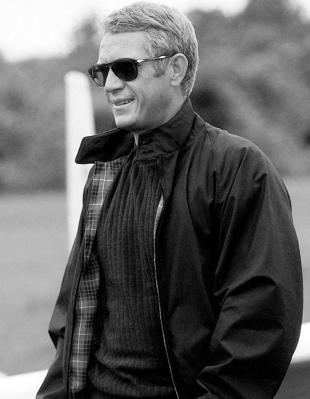 Steve McQueen dans « L'Affaire Thomas Crown » (1968)